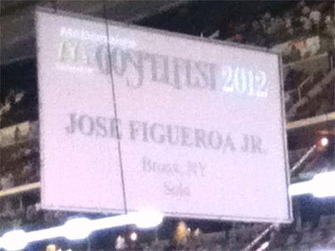 Gospelfest 2012 title card