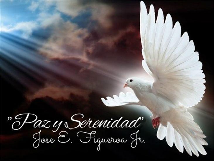 Paz-y-serenidad Album cover