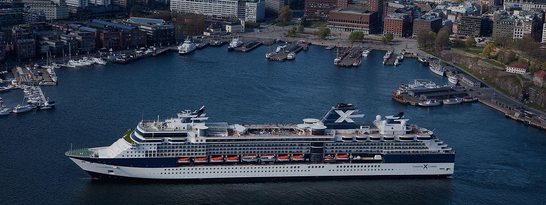 Celebrity Cruises Constellation Class Ship